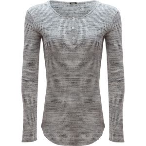 Monrow Long-Sleeve Henley - Women's