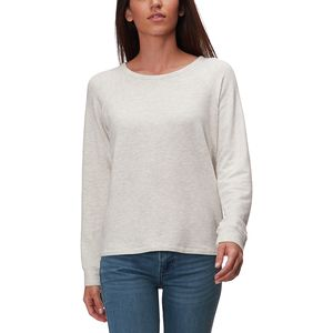 Monrow Supersoft Raglan Top - Women's