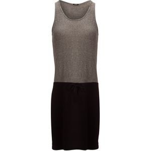 Monrow Contrast Tank Top Dress - Women's