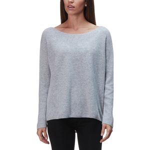 Monrow Off Shoulder Rib Sweater - Women's