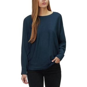 Monrow Asymmetric Dolman Sweater - Women's