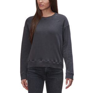 Monrow Slit Pocket Oversized Raglan Top - Women's