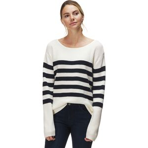 Monrow Stripe Sweater - Women's
