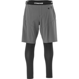 MyPakage Pro-X 2-In-1 Tights - Men's