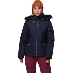 Marqt Outdoor Faux Fur Hooded Ski Parka - Women's