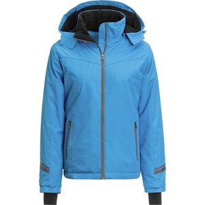 Marqt Outdoor Hooded Ski Parka with Reflective Stripes - Women's