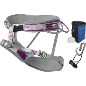 Mad Rock Venus Deluxe Climbing Package - Women's