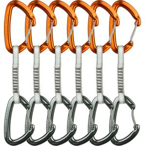 Mad Rock Concorde Express Quickdraw Set - 6-Pack