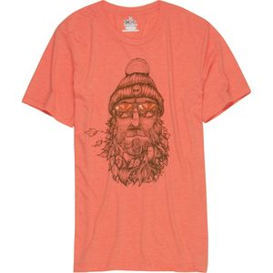 Meridian Line Captain Bird Beard T-Shirt - Men's