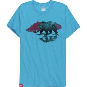 Meridian Line Grizzly T-Shirt - Men's