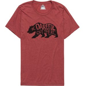 Meridian Line Dare Bear Short-Sleeve T-Shirt - Men's