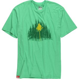Meridian Line Aspen Leaves T-Shirt - Men's