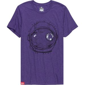Meridian Line Favorite Planet T-Shirt - Men's