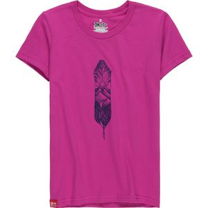 Meridian Line Feather Lite T-Shirt - Girls'