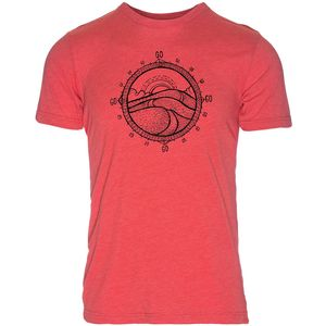 Meridian Line Go Compass T-Shirt - Men's