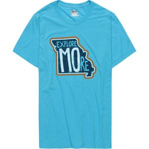 Meridian Line Explore Missouri T-Shirt - Men's