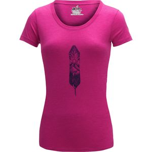 Meridian Line Feather Lite T-Shirt - Women's