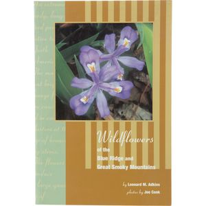 Menasha Ridge Press Wildflowers of Blue Ridge and Great Smoky Mountains Book Online Cheap