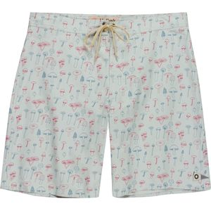 Mollusk Mushroom Swim Trunk - Men's