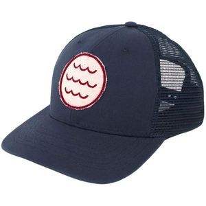 Mollusk Wave Patch Hat