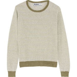 Mollusk Mini Stripe Sweater - Women's