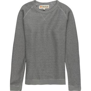 Mollusk Heavy Terry Crew Sweatshirt - Men's