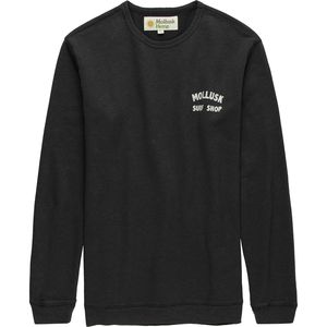 Mollusk Shop Crew Sweatshirt - Men's