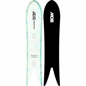 Moss Snowstick Swallow Snowboard - Men's
