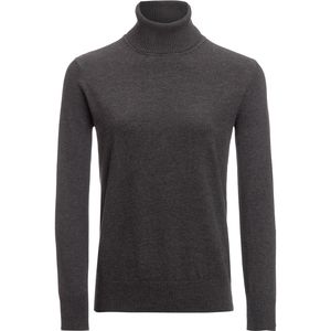 Metric Knits Classic Turtleneck Sweater - Women's