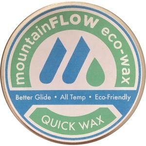 MountainFLOW Quick Wax
