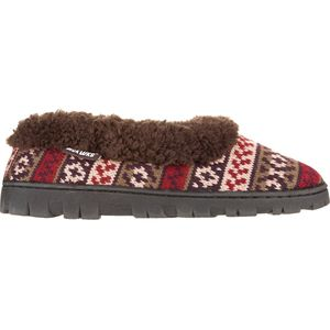 Muk-Luks Pattern Full Foot Slipper - Women's