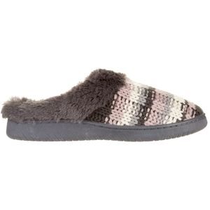 Muk-Luks Pattern Knit Clogs - Women's