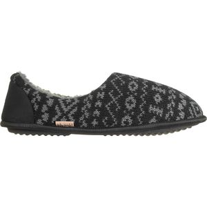 Muk-Luks Pattern Full Foot Slipper - Men's