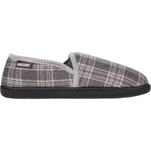 Muk-Luks Plaid Wrap Slipper - Men's