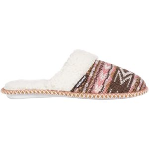 Muk-Luks Fairisle Frida Scuff Slipper - Women's