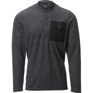 NAU Randygoat Lite Henley Shirt - Men's