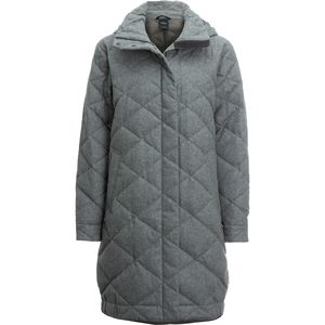 NAU Cocoon Wool DownTrench Jacket - Women's