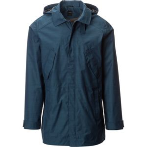 NAU Quintessenshell Trench Coat - Men's