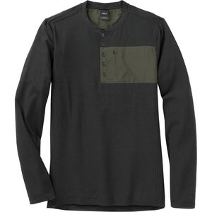 NAU Wander Henley Shirt - Long-Sleeve - Men's