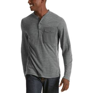 NAU Randygoat Lite Henley Shirt - Long-Sleeve - Men's