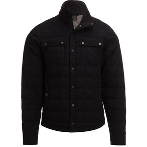 NAU Utility Down Shirt Jacket - Men's