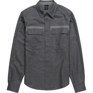 NAU Mowbray Melton Wool Shirt - Men's