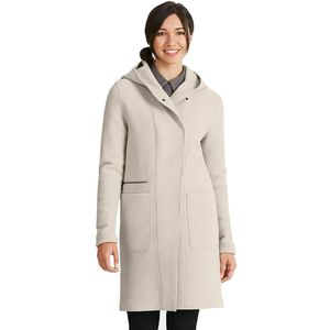 NAU Boiled Wool Trench - Women's