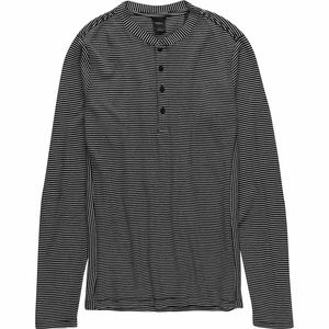 NAU Kanab Heavyweight Henley Shirt - Men's