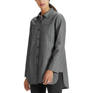NAU Twisted Long-Sleeve Tunic - Women's