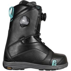 Nidecker x Flow Lunar Boa Heel-Lock Focus Snowboard Boot - Women's