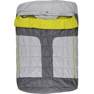 NEMO Equipment Inc. Symphony Luxury Duo Sleeping Bag: 25 Degree Synthetic
