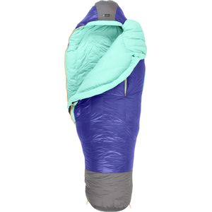 NEMO Equipment Inc. Cleo 15 Sleeping Bag: 15 Degree Down - Women's