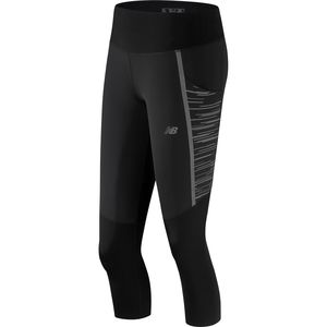 New Balance Precision Run Capri Tight - Women's