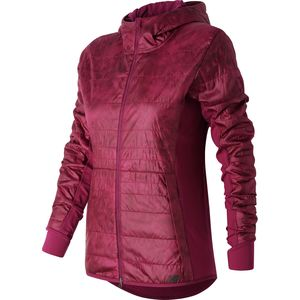 New Balance NB Heat Hybrid Jacket - Women's
